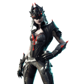 Fortnite New Arcane Skin Female PNG