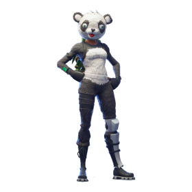 Fortnite P.A.N.D.A Team Leader PNG