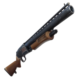 Fortnite Pump Gun PNG