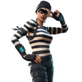Fortnite Rapscallion Skin PNG