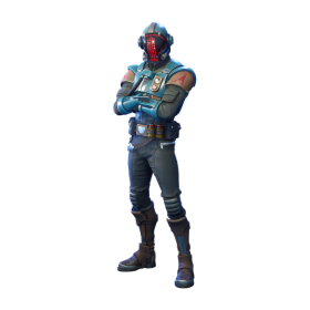 Fortnite The Visitor PNG