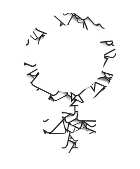 Gender Sign of Female PNG