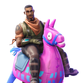 Giddy Up Fortnite Skin PNG