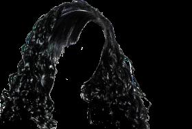 Girls Hair Wig PNG