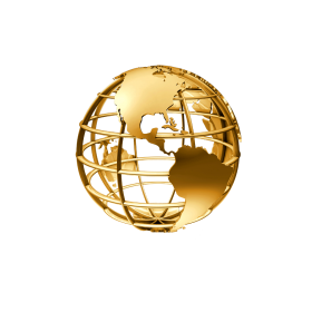 Golden Globe PNG