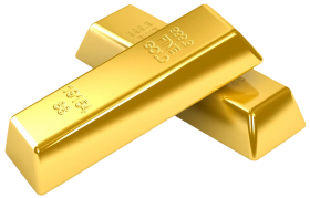 Gold Biscuits PNG