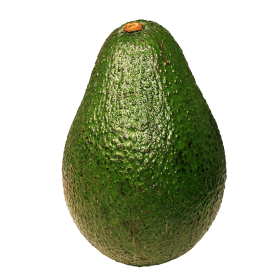Green Fresh Avocado PNG