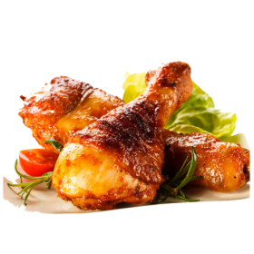 Grill Chicken Spicy PNG