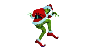 Grinch Dancing PNG