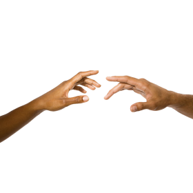 Meeting Hands PNG