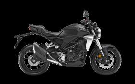 Honda CB300R 2019 Black PNG