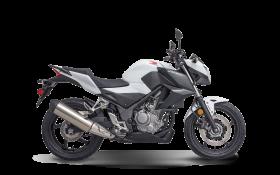 Honda CB300R 2019 Black White PNG