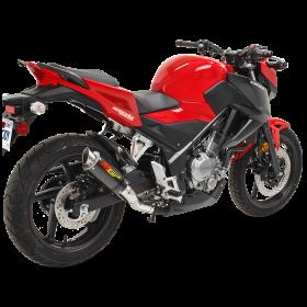 Honda CB300R 2019 White Red PNG