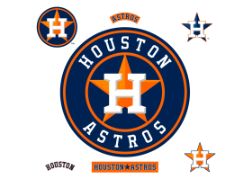 Houston Astros All Logos PNG