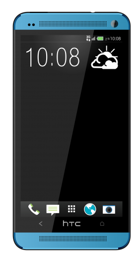 HTC Mobile PNG