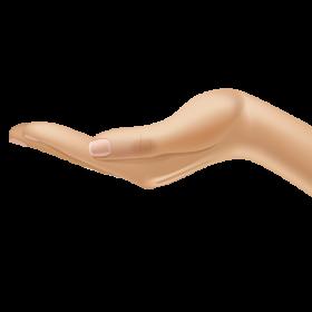 Human Hand PNG