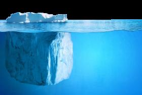 Ice Berg PNG