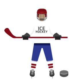 Ice Hockey - Canada PNG