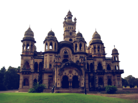 Antique Building - India PNG