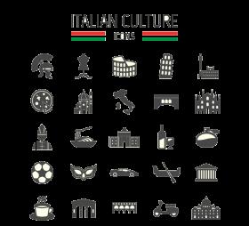 Italian Culture PNG