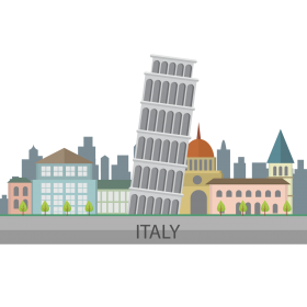 Artist Impression of Italy PNG