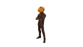 Jack Gourdon Skin Full Body PNG