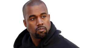 Kanye West Serious PNG