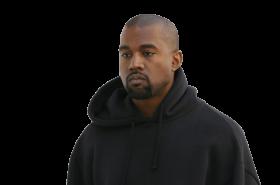 Kanye West Hoddie PNG