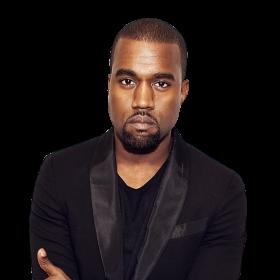 Kanye West Suit PNG