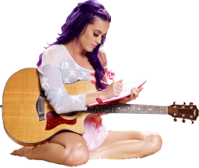 Katy Perry PNG