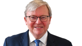 Kevin Rudd PNG