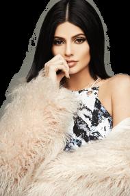 Kylie Jenner Fur PNG