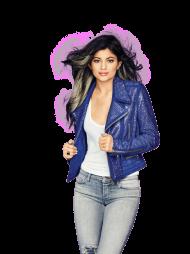 Kylie Jenner Glitter Shirt PNG