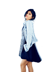 Kylie Jenner Sideview PNG