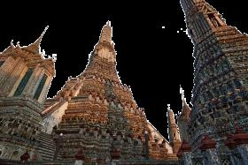 Interesting Architecture - Landmark Buildings PNG