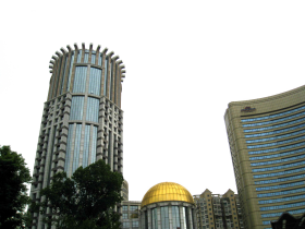 Landmark Buildings PNG