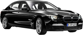 Lavish Black BMW PNG