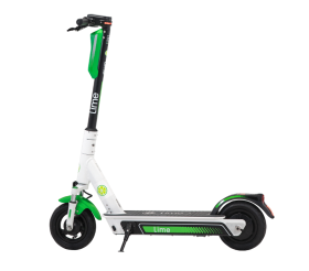 Lime E-Scooter PNG