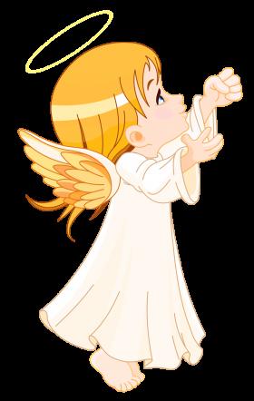 Little Angel PNG