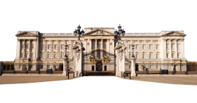Buckingham Palace - London PNG