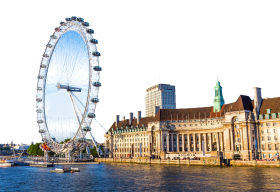 London Eye PNG