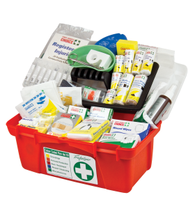 Medicines in First Aid Box PNG