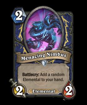 Menacing Nimbus PNG