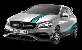 Mercedes AMG A45 Champions Car PNG