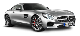 Mercedes AMG GT Luxury Car PNG