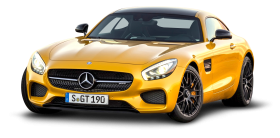 Mercedes AMG GT Solarbeam Car PNG