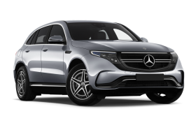 Mercedes Car EQC 300kW Edition PNG