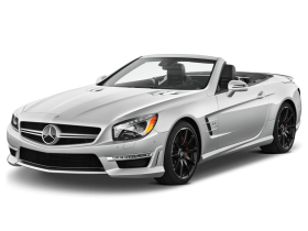 Mercedes Convertible PNG