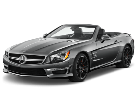 Mercedes Sport Convertible PNG