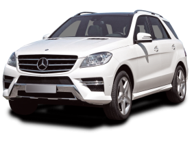 Mercedes SUV PNG